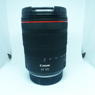 Canon - canon RF24-105mm F4 L is USM[極上品]
