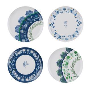 ローラアシュレイ(LAURA ASHLEY)の新品♡ローラアシュレイ Melamine Plates Set Of 4(食器)
