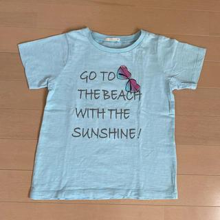 GU - 女児 GU半袖Tシャツ 120センチ