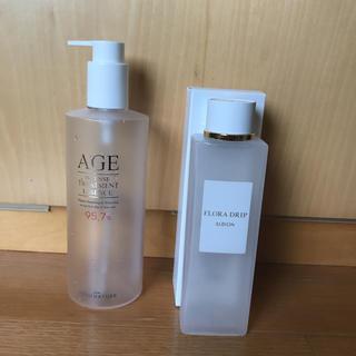 アルビオン(ALBION)の空ボトル アルビオンフローラドリップ 韓国購入フロムネイチャー(その他)