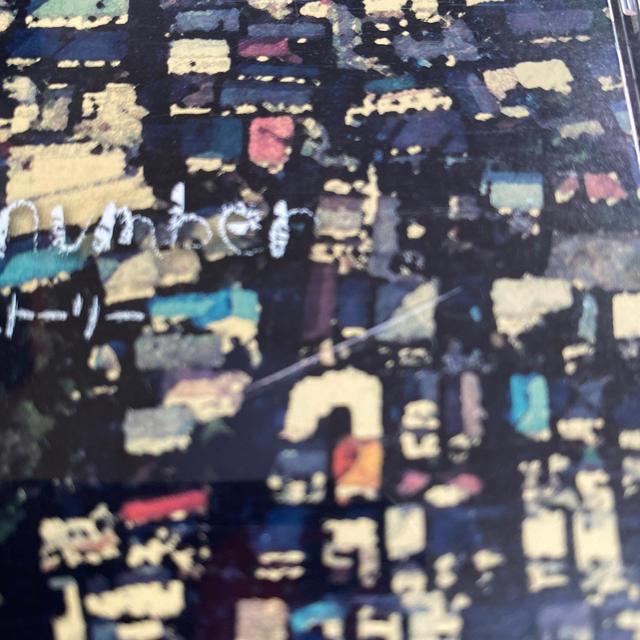 BACK NUMBER(バックナンバー)のラブストーリー 初回限定盤A back number エンタメ/ホビーのCD(ポップス/ロック(邦楽))の商品写真