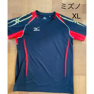 ミズノ(MIZUNO)のミズノ MIZNO Tシャツ スポーツTシャツ XL(Tシャツ/カットソー(半袖/袖なし))