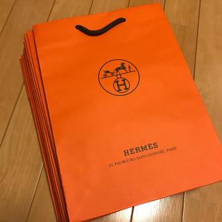 Hermes - HERMES 紙バック10枚セット