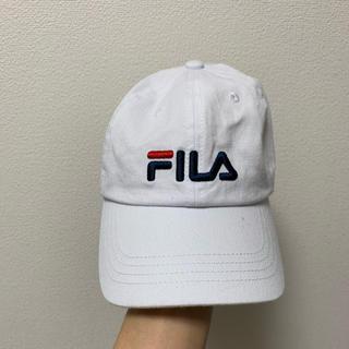 フィラ(FILA)のFILA キャップ(キャップ)