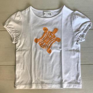 セリーヌ(celine)のセリーヌ  Tシャツ 100cm 白(Tシャツ/カットソー)