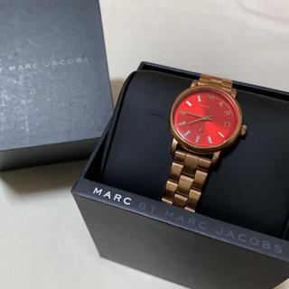 マークバイマークジェイコブス(MARC BY MARC JACOBS)のマークジェイコブス Marc Jacobs 時計(腕時計)