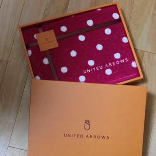 ユナイテッドアローズ(UNITED ARROWS)の♡新品未使用アローズバスタオル♡(その他)