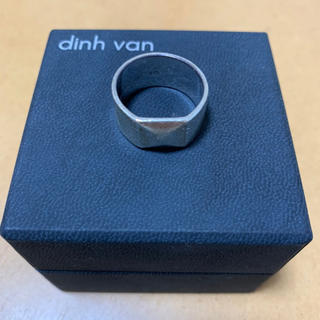 dinh van - Dinh van ディンヴァン シルバー925 リング