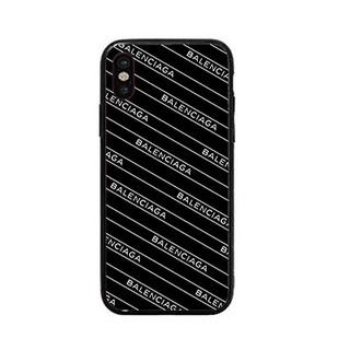 バレンシアガ(Balenciaga)の最新作 バレンシアガ ガラスケース iPhoneケース imluwu(iPhoneケース)