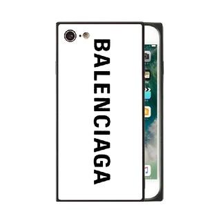 バレンシアガ(Balenciaga)のバレンシアガ ガラスケース iPhoneケース rnlq3kb(iPhoneケース)