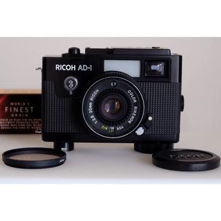 RICOH - リコー RICOH AD-1 自動巻き上げ 美品級・試写済
