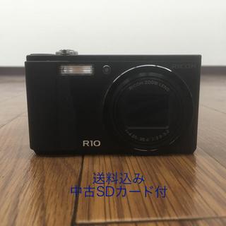 リコー(RICOH)のRICOH  R10  BLACK(コンパクトデジタルカメラ)