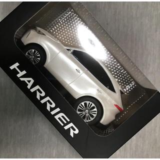 トヨタ(トヨタ)のトヨタ ハリアー プルバックカー 2020年 新型 ミニカー(ミニカー)