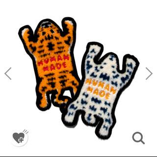 アベイシングエイプ(A BATHING APE)の新品Human made Coaster コースターBear Tiger(その他)