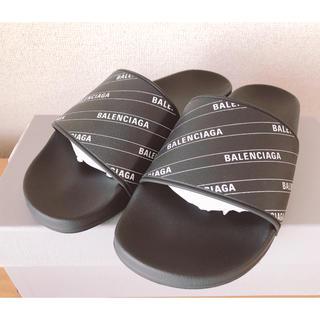 バレンシアガ(Balenciaga)の【新品】バレンシアガ  サンダル(サンダル)