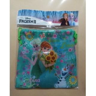 アナトユキノジョオウ(アナと雪の女王)のアナと雪の女王 ディズニー 巾着袋(キャラクターグッズ)