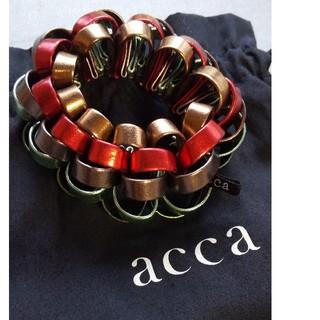 acca - 【acca】アッカ ループシュシュ