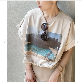 Plage - Plage JANE SMITH SP PHOTO Tシャツ