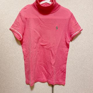 Ralph Lauren - タートルネック 綿セーター
