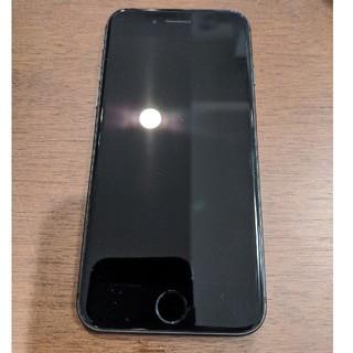 iPhone - iPhone8 64Gスペースグレイ 美品