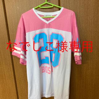 SPINNS - レディース フリーサイズ トップス Tシャツ スピンズ