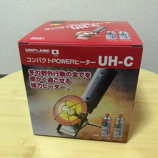 ユニフレーム(UNIFLAME)のコンパクトパワーヒーター UH-C (ストーブ/コンロ)