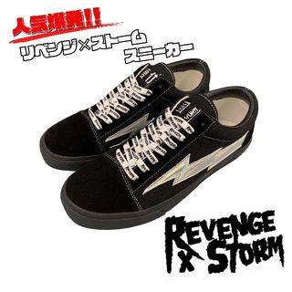 VANS - REVENGE ✖ STORM Vol Ⅲ スニーカー リベンジストーム