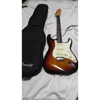 フェンダー(Fender)のフジゲンCOOLZストラトキャスター 美品(エレキギター)