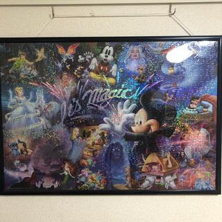 ディズニー(Disney)のディズニー ジグソーパズル1000ピース 完成品(絵画/タペストリー)