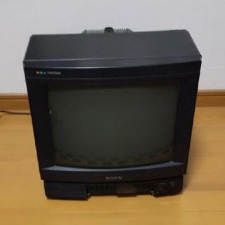 ソニー(SONY)のブラウン管テレビ(テレビ)