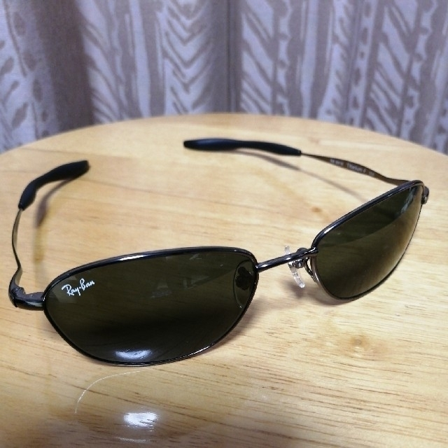Ray-Ban(レイバン)のレイバン サングラス RB8016 チタン メンズのファッション小物(サングラス/メガネ)の商品写真
