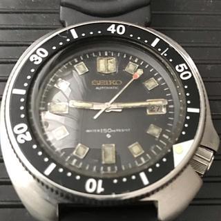 セイコー(SEIKO)のSEIKO 植村ダイバー 自動巻き 150m 6105-8110(腕時計(アナログ))