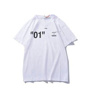 OFF-WHITE - 新品 オフホワイト Tシャツ 男女兼用 8DF150