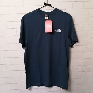 THE NORTH FACE - 【新品】THE NORTH FACE SIMPLE DOME TEE M 紺