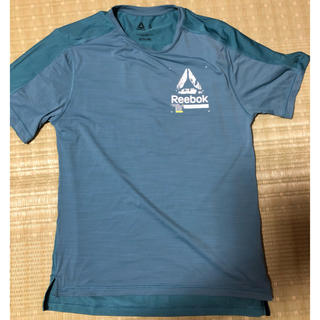 リーボック(Reebok)のリーボック トレーニングTシャツ サイズS(トレーニング用品)