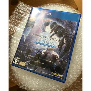 PlayStation4 - PS4 モンスターハンターワールド アイスボーン ソフト