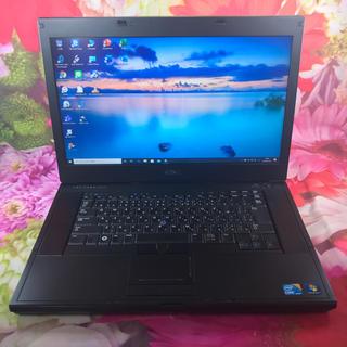 DELL - DELLノートパソコン本体 LATITUDE  E6510.   i7 オフィス