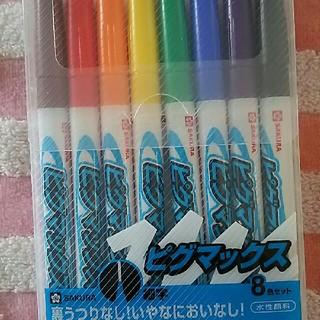 サクラクレパス - ピグマックス細字8色セット✒