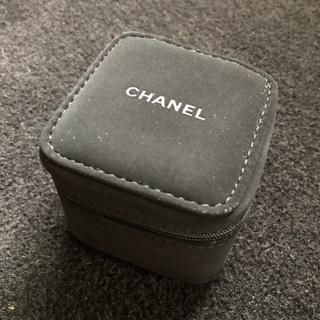シャネル(CHANEL)の✨最終値下✨新品未開封✨CHANEL シャネル ウォッチポーチ 小物入れ ①✨(ポーチ)