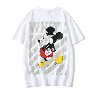OFF-WHITE - 新品 オフホワイト Tシャツ  男女兼用FW6191003