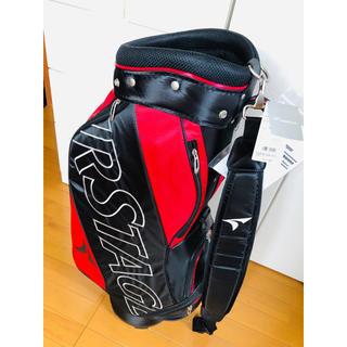 ブリヂストン ゴルフ キャディバッグ 未使用タグ付き