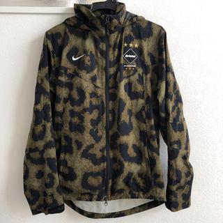 F.C.R.B. - F.C.R.B. STORM-FIT RAIN JACKET Leopard