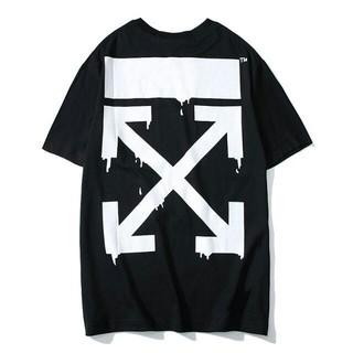 OFF-WHITE - 新品 off-white オフホワイト Tシャツ 男女兼用 5F1021