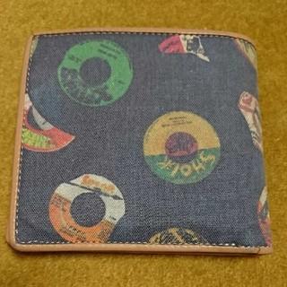 折り 財布 レゲエ レコード アナログ レーベル(折り財布)