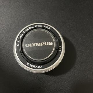 OLYMPUS - OLYMPUS M.Zuiko DIGITAL 17mm F2.8 ジャンク