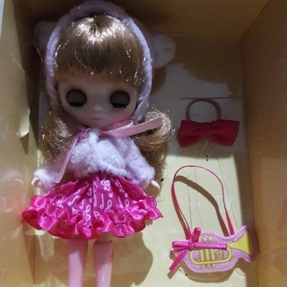Takara Tomy - プチブライス   人形 トラウンパッパ スタンド無し