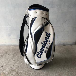 Cleveland Golf - ゴルフバッグ■Cleveland GOLF■中古■美品