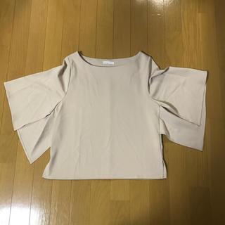 スタイルデリ(STYLE DELI)のSTYLE DELI 5分袖カットソー(カットソー(半袖/袖なし))