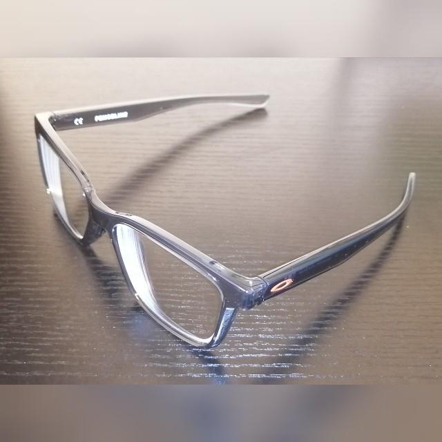 Oakley(オークリー)のOAKLEY オークリー メガネ ケース付き スポーツ メンズのファッション小物(サングラス/メガネ)の商品写真