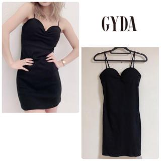 GYDA - 【未使用】GYDA/ジェイダ☆2wayリブベアワンピース